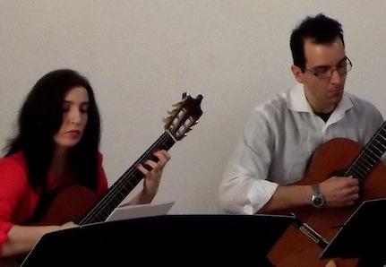 Suoni Nuovi Guitar Duo in concerto a Siracusa