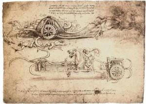 Mostre: Il genio di Leonardo, 52 disegni a Venezia