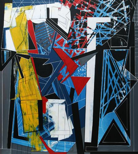 Siracusa, Il 13 Settembre George Gonzàles Perrin approda alla Galleria Montevergini
