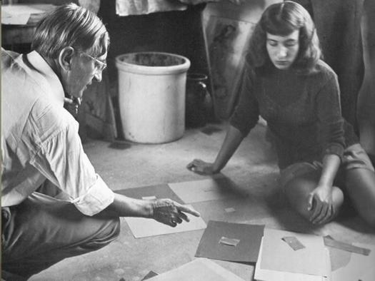 Il maestro del Bauhaus Josef Albers in mostra a Milano