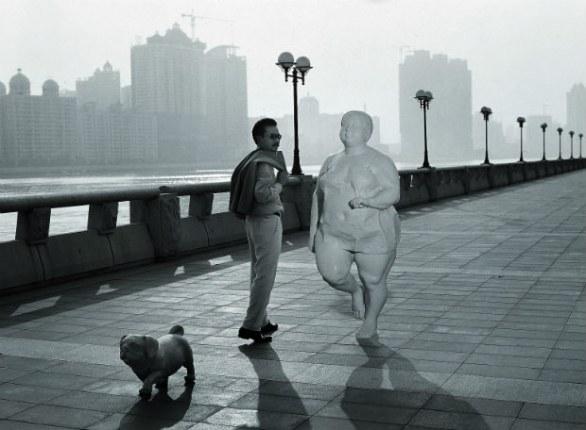 Vulcano dell'Arte, personale di Xu Hongfei a Zafferana Etnea