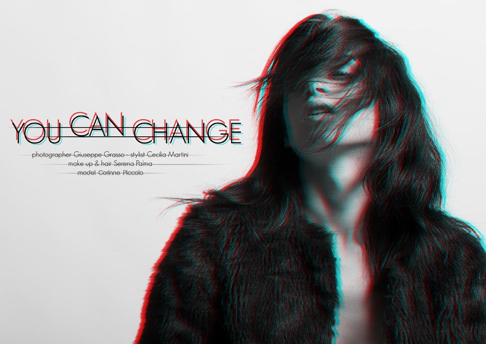"""You can change"" di Giuseppe Grasso"