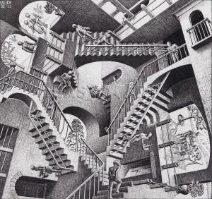 Copyright Maurits Cornelis Escher
