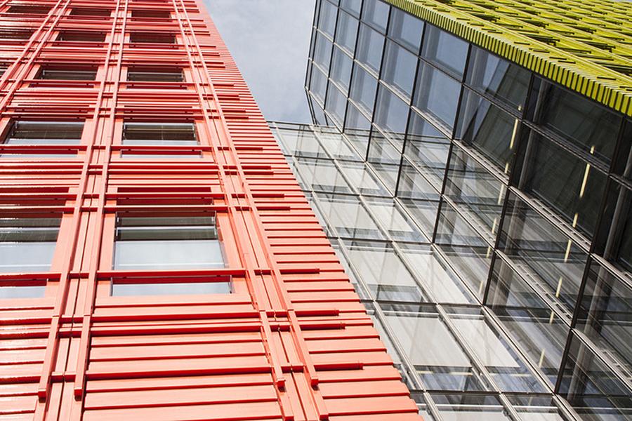 """""""Multiple perspectives in London"""" di Alessia Ceccherini"""