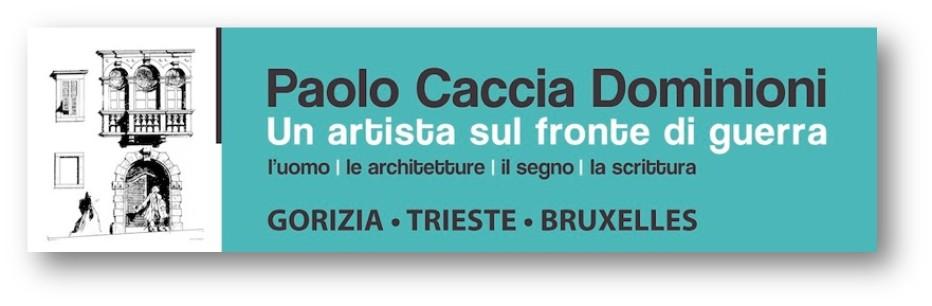 Mostre: a Gorizia Paolo Caccia Dominioni – Un artista sul fronte di guerra