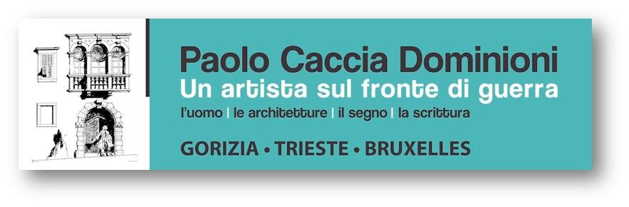 Mostre: a Gorizia Paolo Caccia Dominioni - Un artista sul fronte di guerra