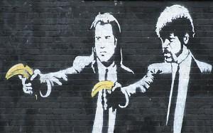 Banksy-Pulp-Fiction