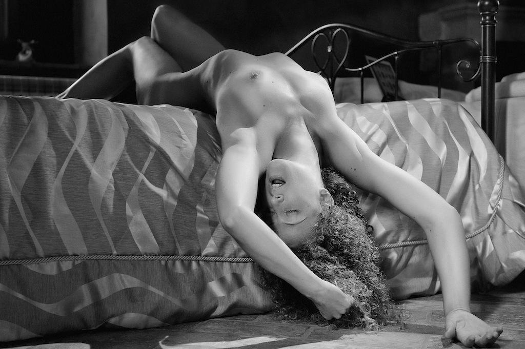 Flutelike Woman di Walter Fantauzzi