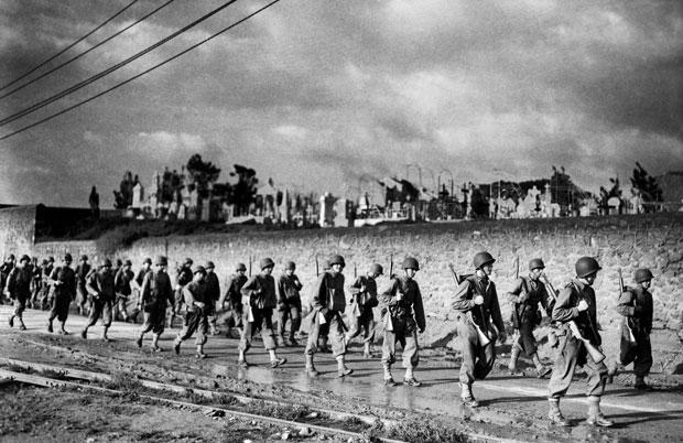Mostra Phil Stern. Sicily 1943, Milano