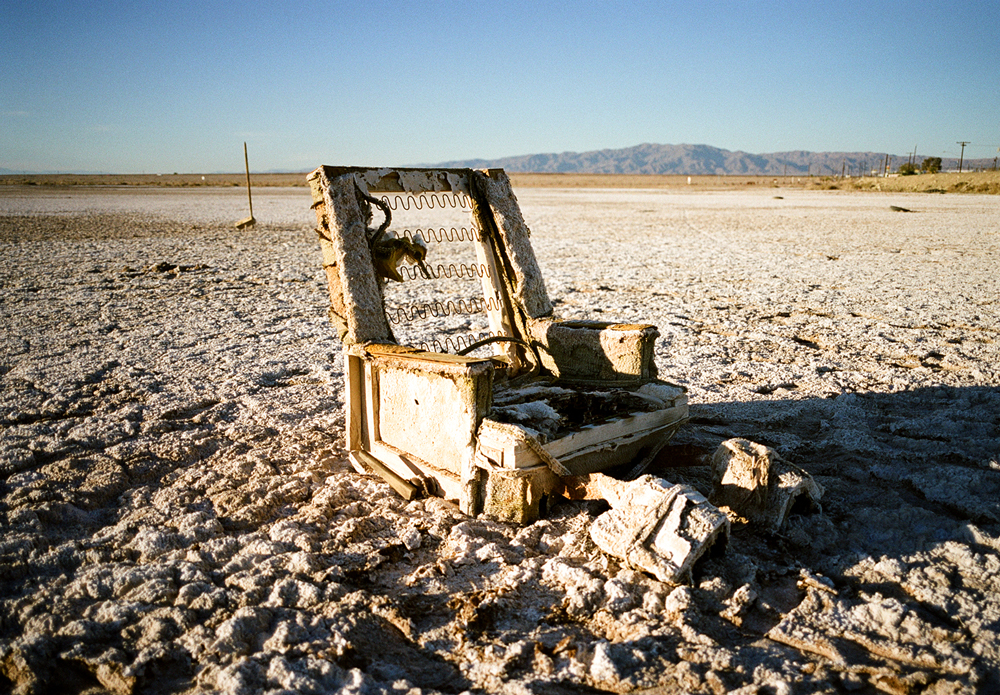 """Salton sea"" di Craig Stuart Eisenberg"