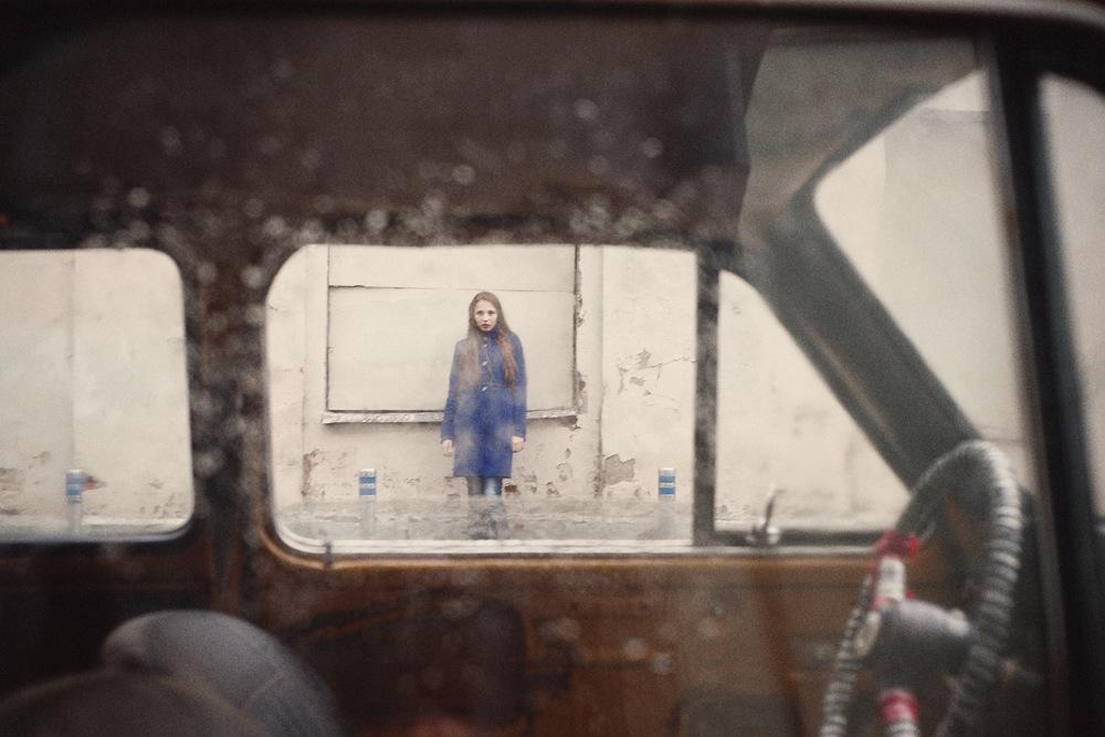 """Rainy girl"" di Katerina Agrelini"