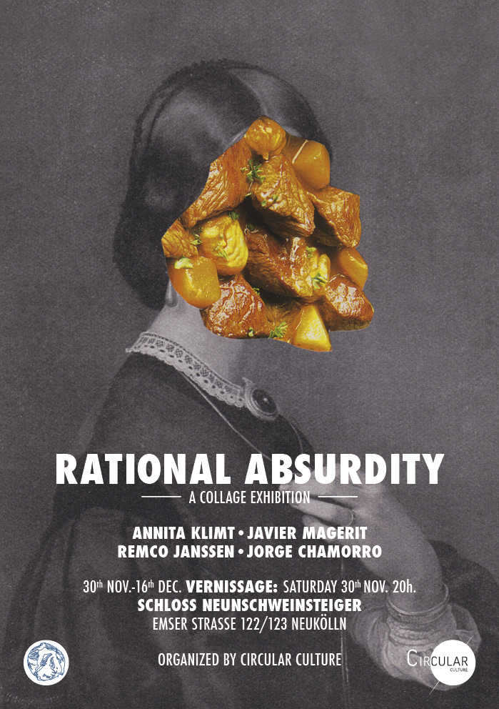 Rational Absurdity - A collage exhibition