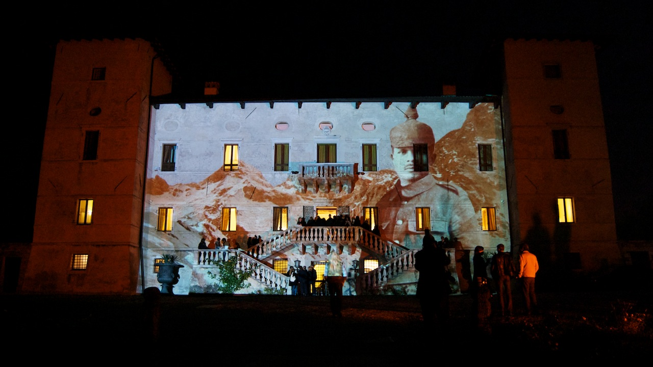 Maravee Anima: incontri in castello / pre-finissage