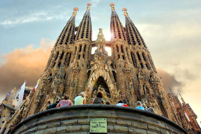 Gaudì e la Sagrada Famìlia