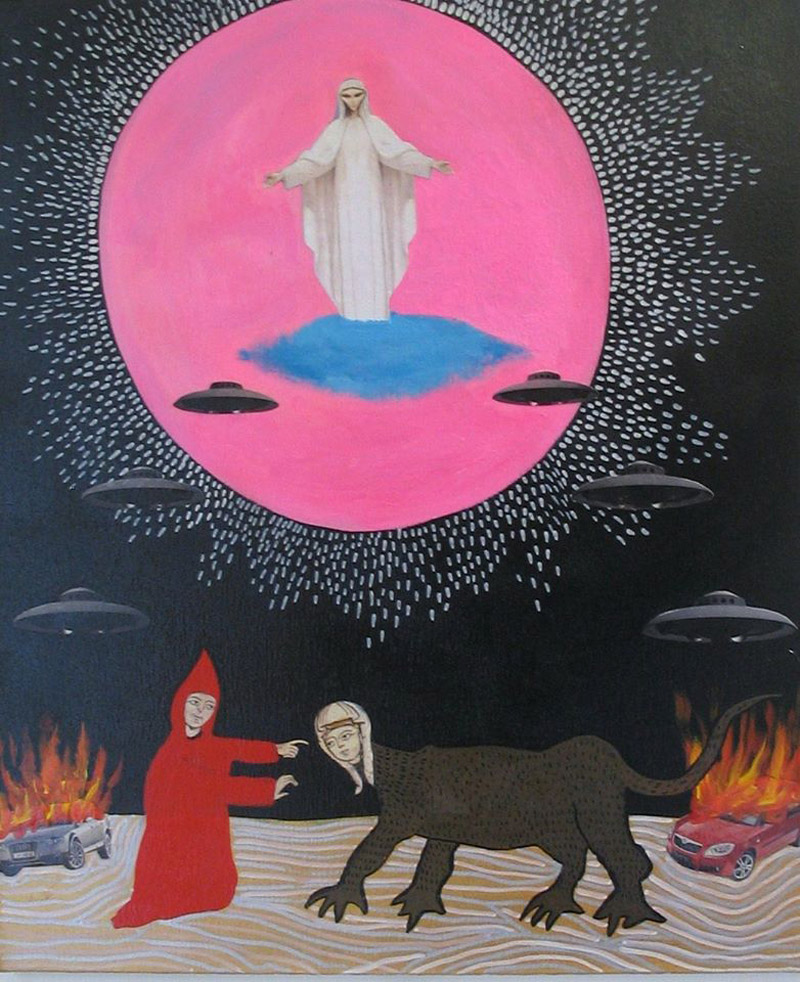 """Sicilian Rapsody II"": mostra d´arte contemporanea"