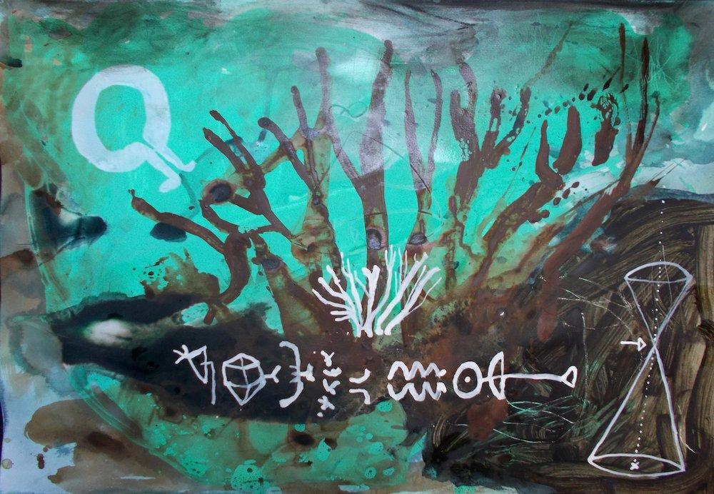 MANOLO COCHO - Lengua madre submarina
