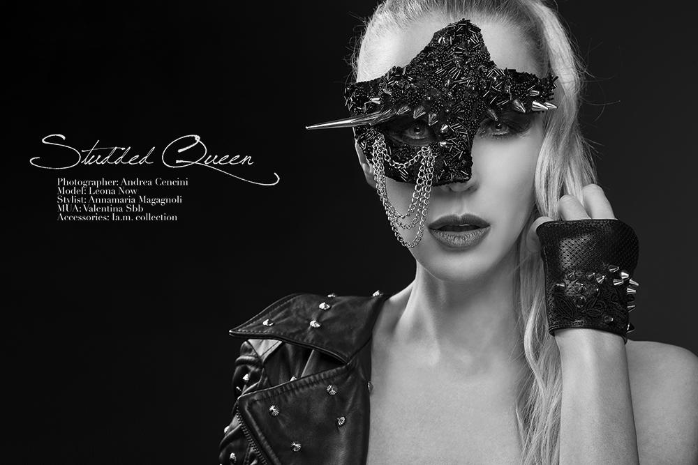 Studded Queen di Andrea Cencini