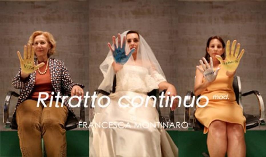 FRANCESCA MONTINARO Ritratto continuo mod. 3.375.020.000
