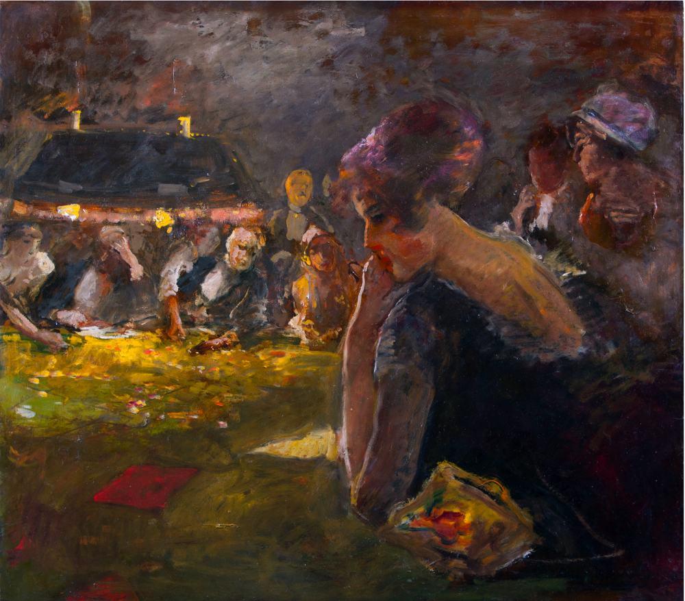 Pompeo Mariani. Impressionista italiano