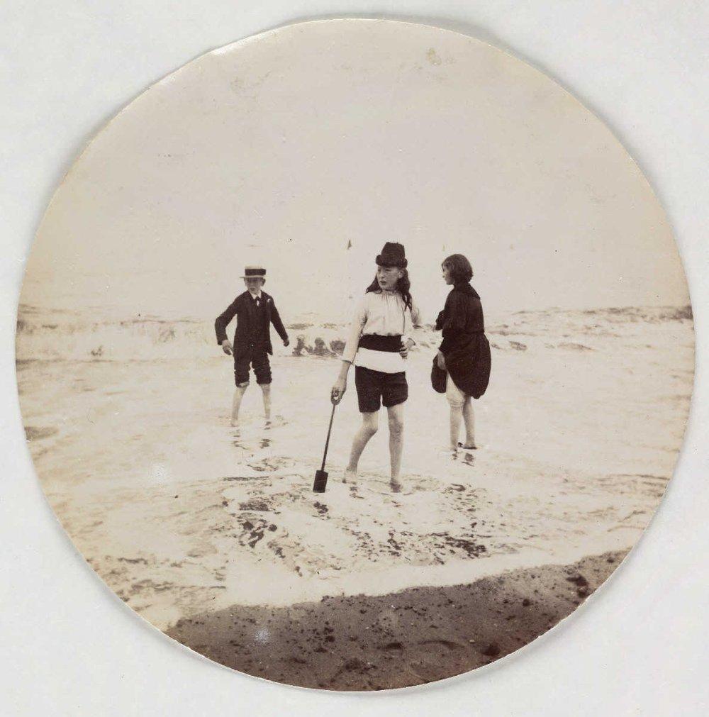 Le foto circolari fatte con la Kodak No.1