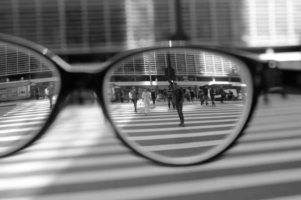 Come si vede il mondo quando si è miopi. L'ultimo progetto del fotografo Leonardo Layana