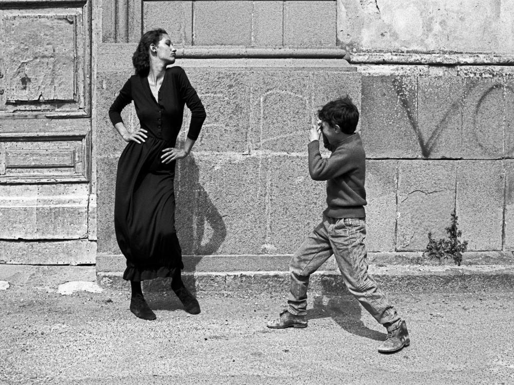 """[ME] Mostra fotografica """"Emilio e altri siciliani"""" di Ferdinando Scianna"""