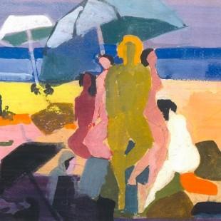 Mostra: Disegni e pitture di Dino Piazza. 1940 – 1953
