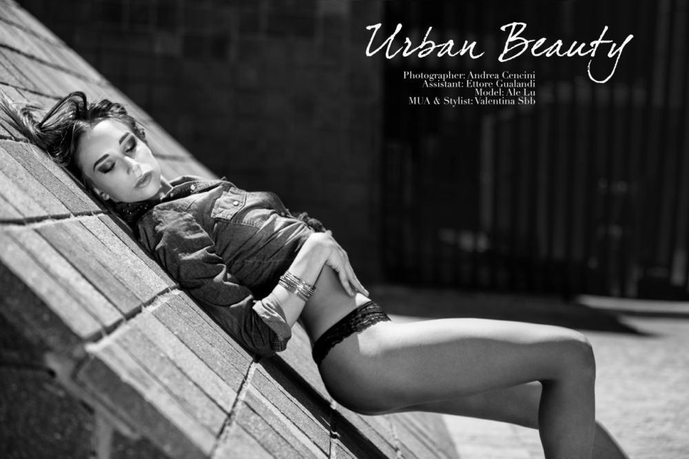 Urban beauty di Andrea Cencini
