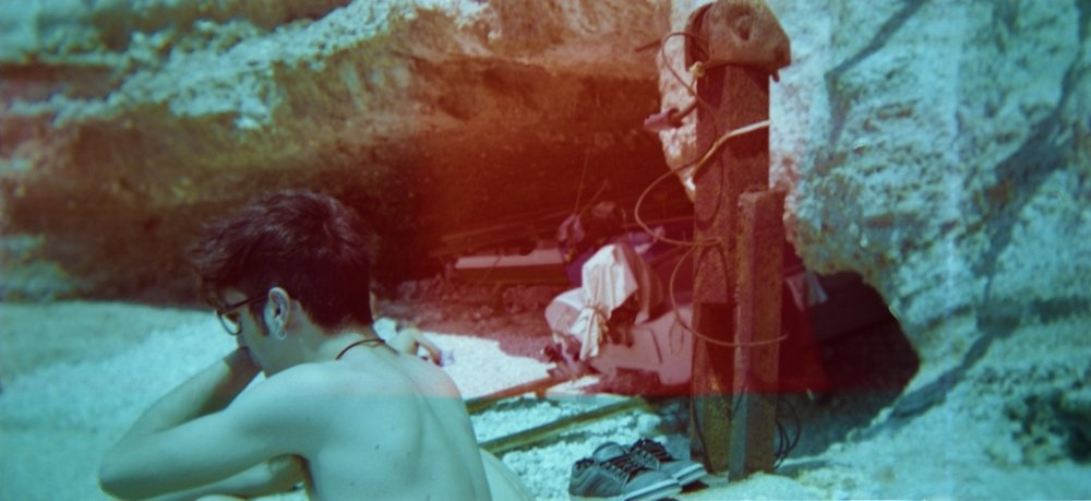 """EXCAVATION OF DESIRE/Layered sensuality on film"" di Maria Palmieri"