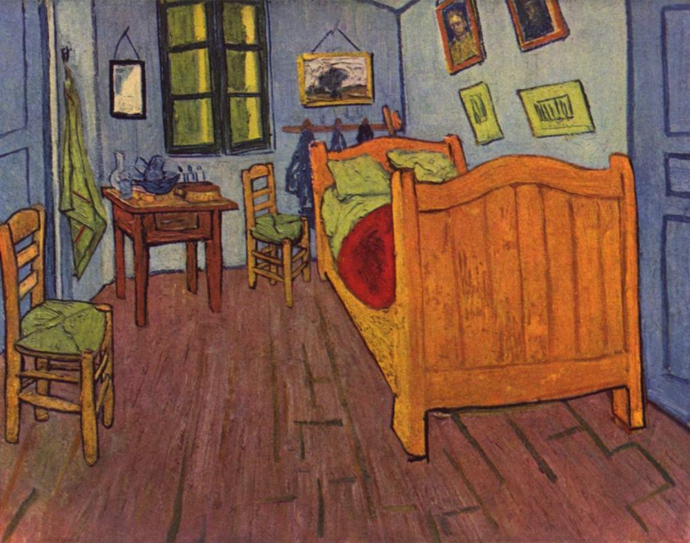 L'uomo, la terra, il genio di Van Gogh
