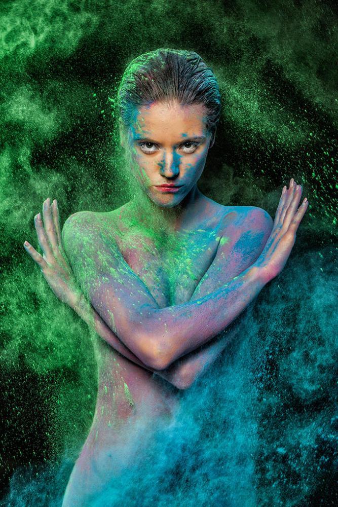"""""""Color explosion"""" di Jacopo Pinzino"""