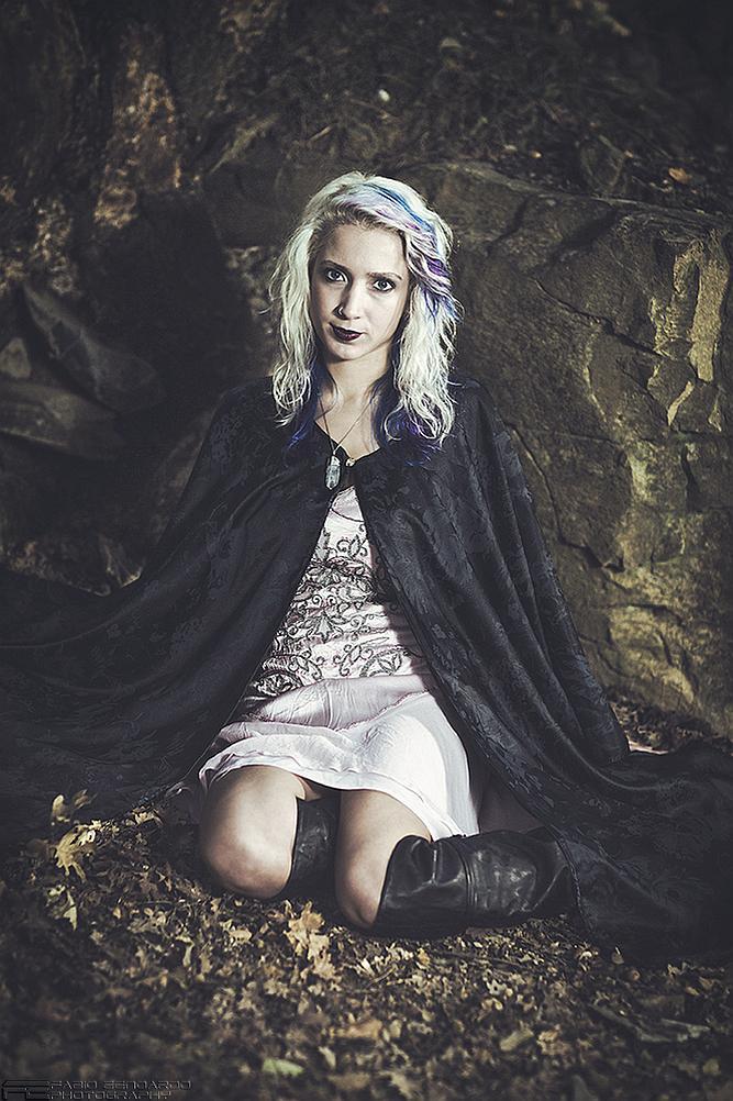 Fairy Witch © Copyright Fabio Zenoardo