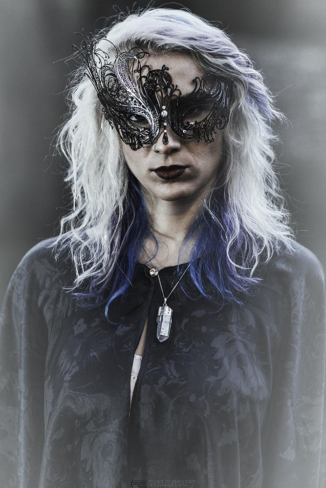 Whire Fairy Witch © Copyright Fabio Zenoardo