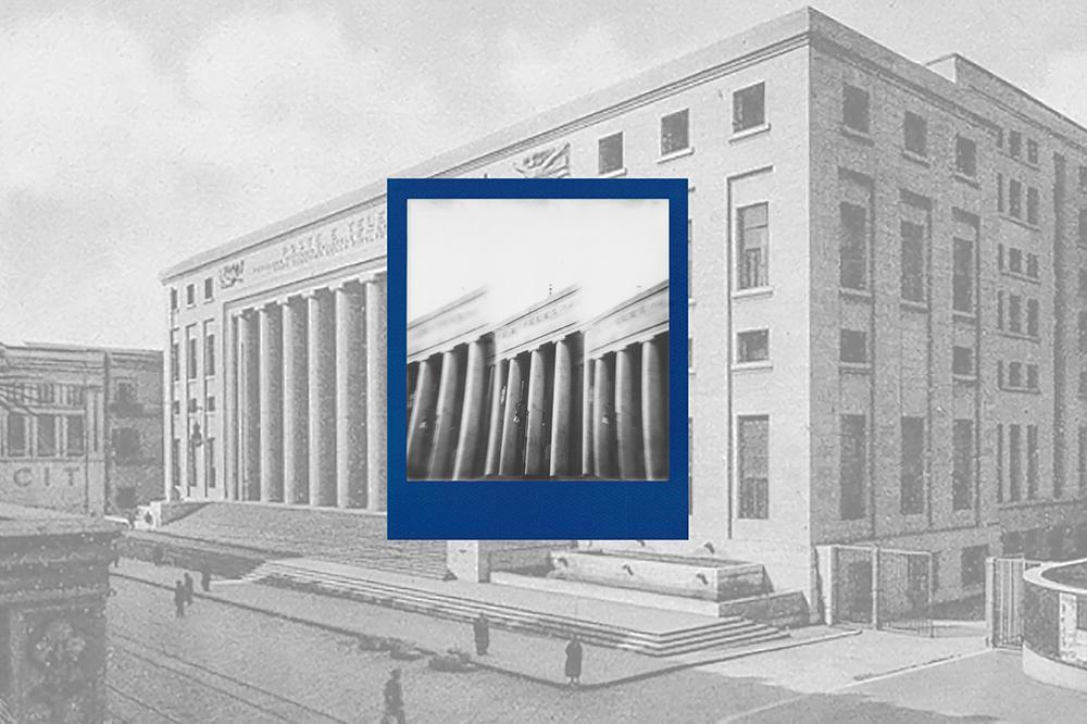 Palazzo poste centrali © Copyright Giuseppe Francavilla