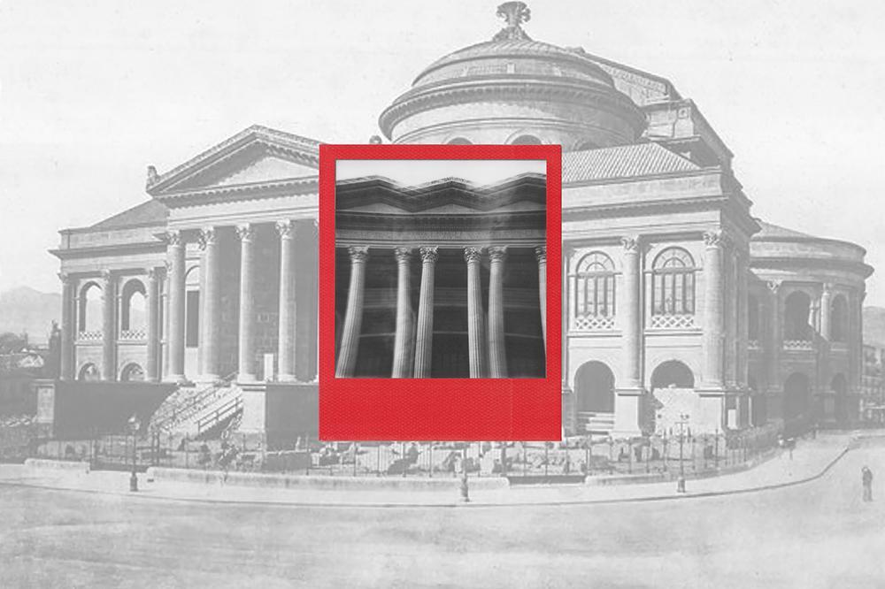 Teatro Massimo © Copyright Giuseppe Francavilla