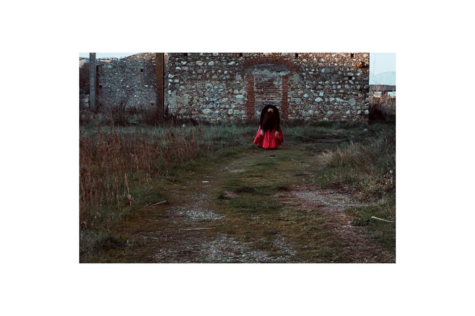The rouge-Il rosso e il nero © Copyright Stefania Sammarro