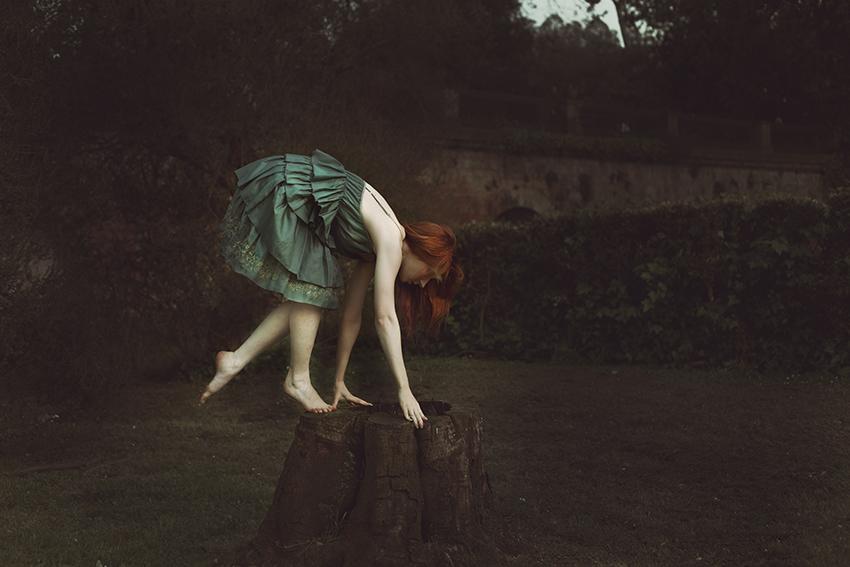 """The garden"" by Dayana Montesano"