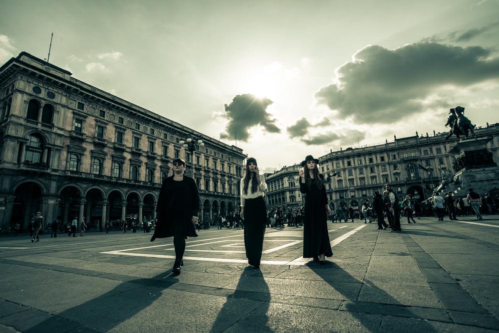 """""""Milano Horror Story"""" di Elena Gatti"""