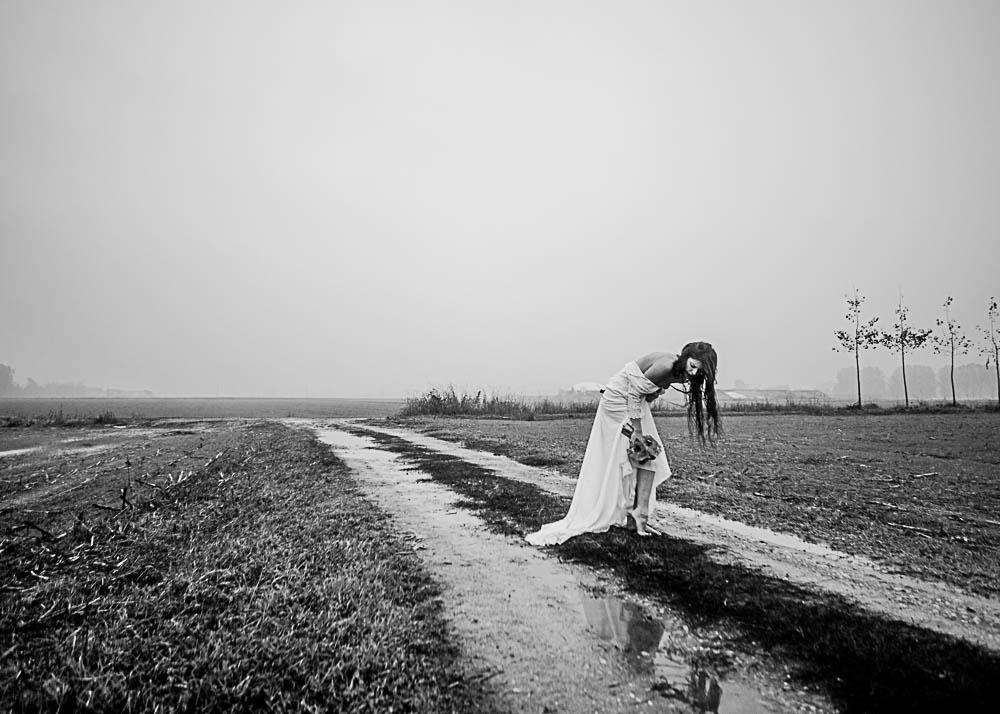"""""""Sad bride"""" di Paolo Del Frate"""