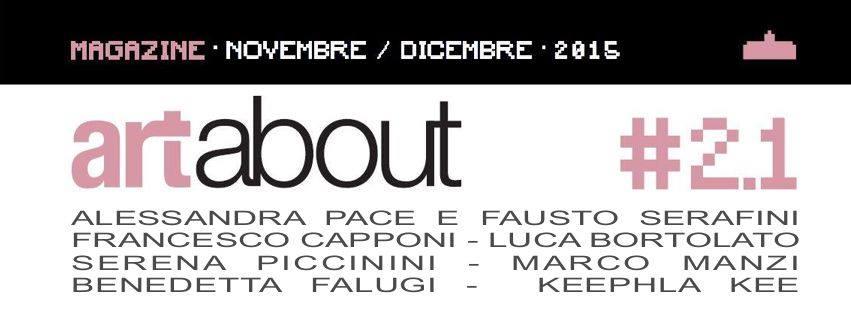 ArtAbout Magazine #21
