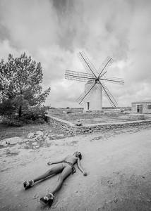"""""""Es Moli Vell De La Mola Formentera"""" © Paolo Del Frate"""