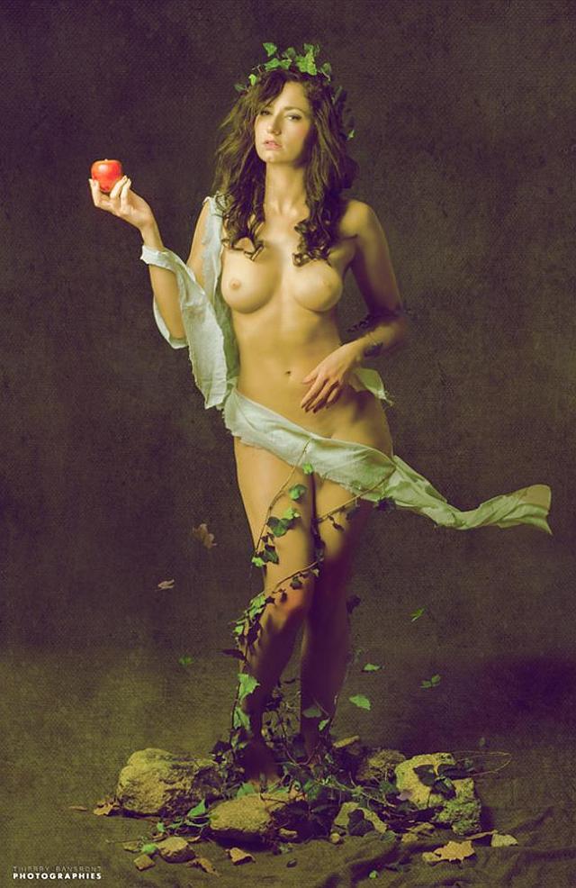"""Eve"" © Thierry Bansront"