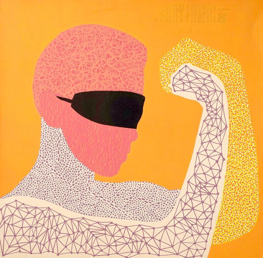 """""""The Fucking Textures"""" © Naomi Vona"""