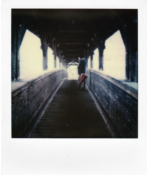 """si fermò, a ricordare"" © M. Mela M."