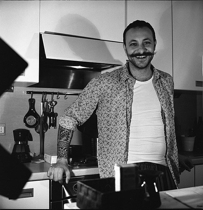 Chef Rubio © Valentina Tamborra