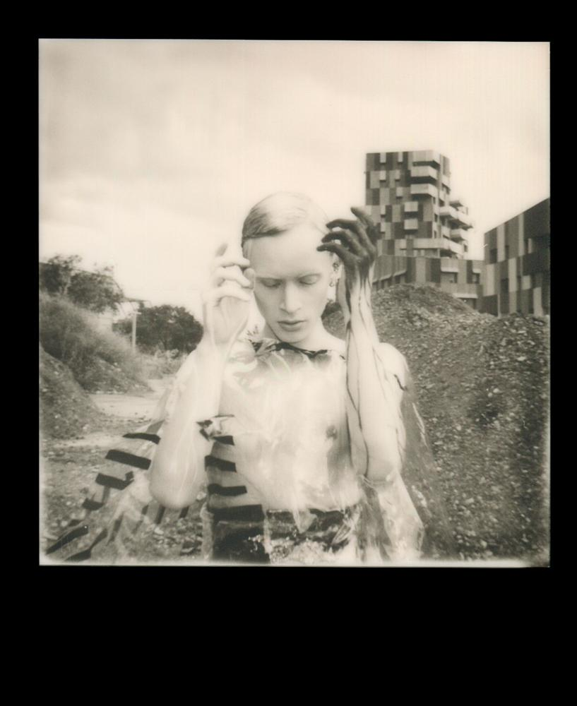 """Giasone 330 a.C. - Polaroid Issue"" di Luca Fortini (motusphoto)"