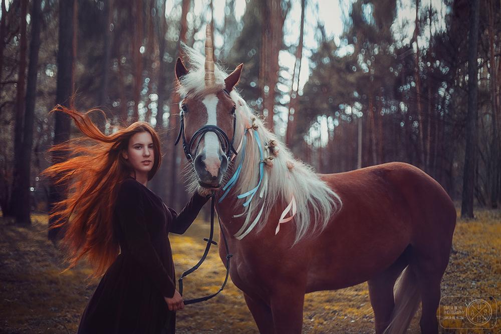 """Unicorn Wind"" © Darja Bilyk"