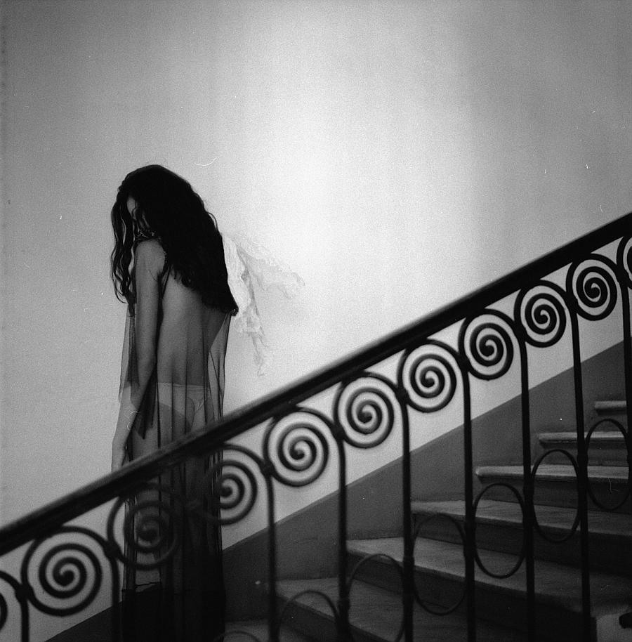 """""""The angel on the stairs"""" di Maria Grazia Mormando"""