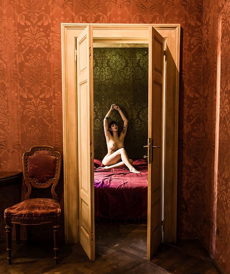 """Inked Renaissance"" © AleMarc Bloom"