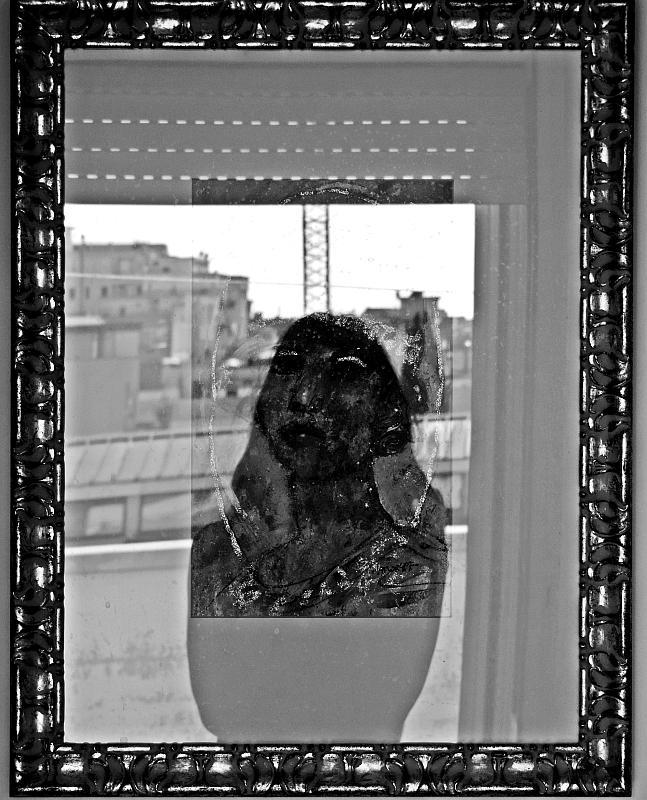 """""""Non un volto"""" © Vanna Carlucci"""